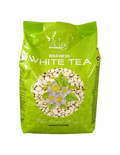 White Tea Cream Hard Wax Beads 2.2 LBS / 35.27 OZ