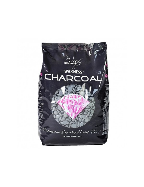 Charcoal Hard Wax Beads 2 2 LBS / 35 27 OZ