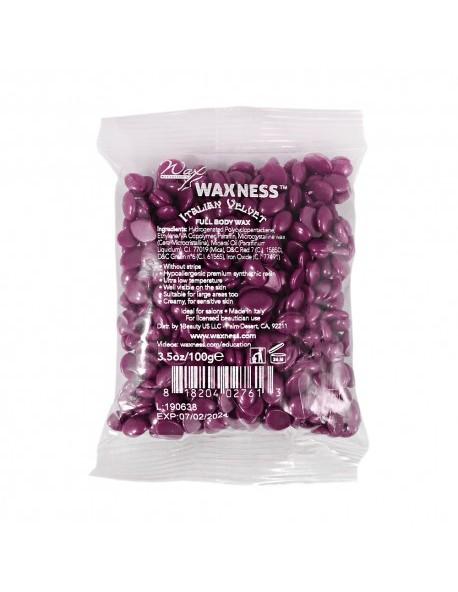 Italian Velvet Hard Wax Sample 3.5 oz / 100 g