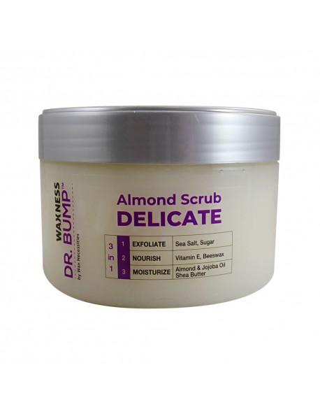 DR. BUMP ALMOND SCRUB 3 IN 1 DELICATE 8.8 OZ / 250 G