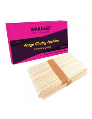 Body Wax Applicators 100 pk