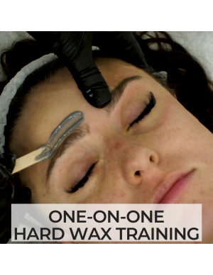 One-on-One Hard Wax Training