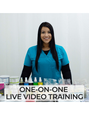 ZOOM One-on-One Wax Training
