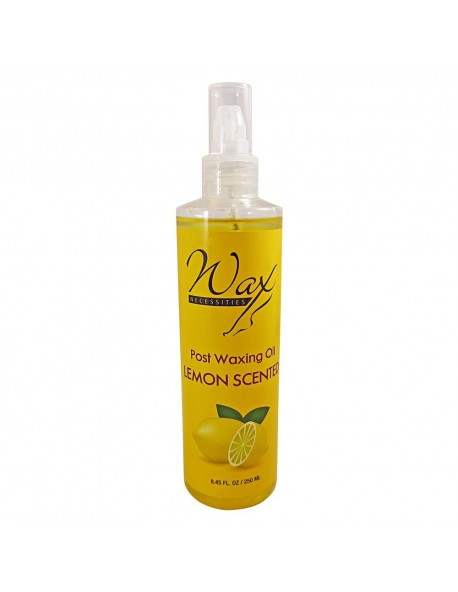 Post Waxing Oil Lemon Scented 8.45 oz / 250 ml