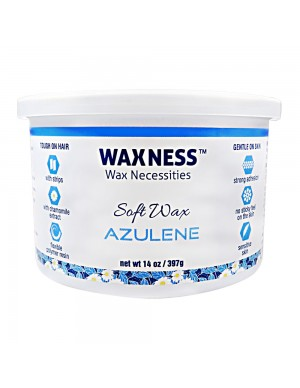 Azulene Soft Wax Tin 14 oz...