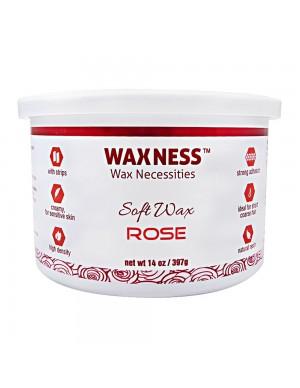 Rose Soft Wax Tin 14 oz /...