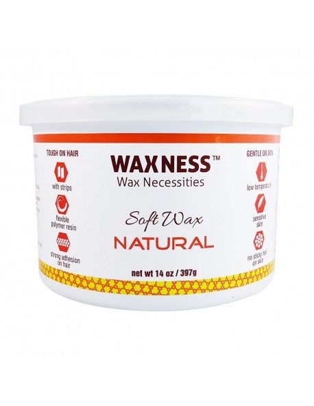 Smooth Amber Soft Wax Tin 14 oz / 397 g