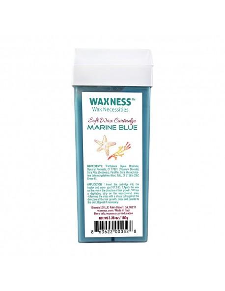 Marine Blue Soft Wax Cartridge 3.38 oz / 100 g