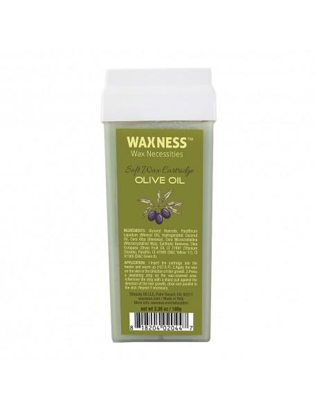Olive Oil Soft Wax Cartridge 3.38 oz / 100 g