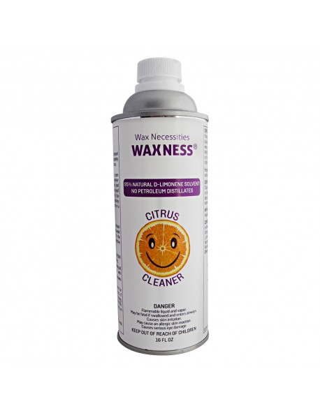 Citrus Solvent Cleaner 95% Natural D- Limonene 16 oz / 500 ml