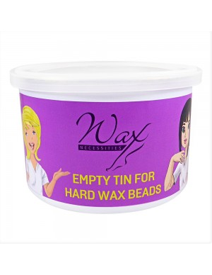 Empty Wax Can 14 OZ / 397 G