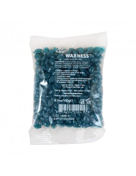 Azulene Hard Wax Sample 3.5 oz / 100 g