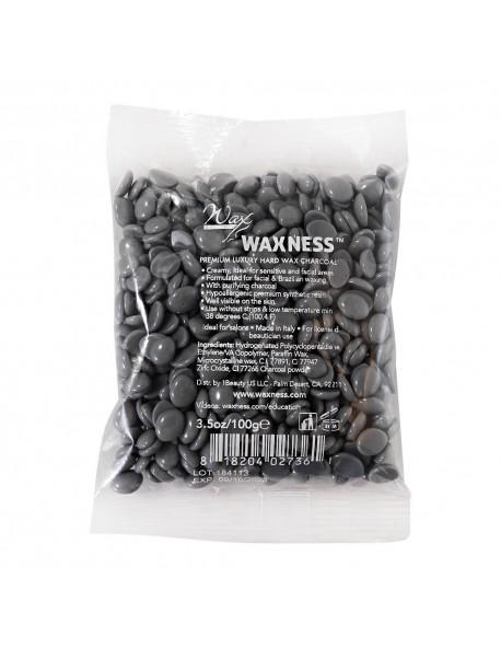Hypoallergenic Charcoal Hard Wax Sample 3.5 oz / 100 g
