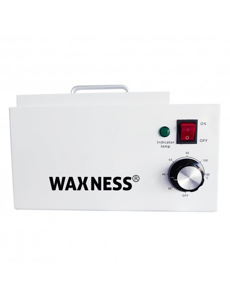 LARGE PROFESSIONAL HEATER WN-6002 HOLDS 5.5 LB WAX