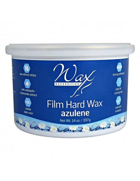 Azulene Hard Wax Tin 14 oz / 397 g