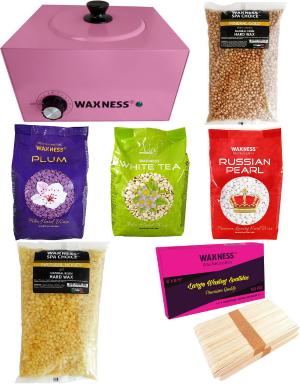 Pink Wax Heater Kit