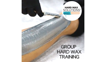 GROUP HARD WAX CLASS - HANDS ON - $150 PER PERSON